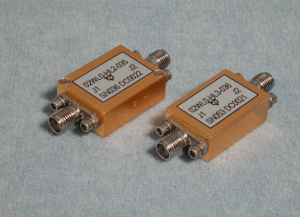 High Power Limiter to 18 GHz and 2kW Pk